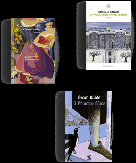 3 eBook in regalo con l'iscrizione alla newsletter IlLibraio