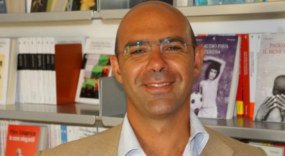 Gianluca Foglia (direttore editoriale della Feltrinelli)