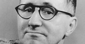 Per Bertolt Brecht la poesia è uno strumento di lotta politica