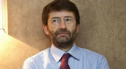 Il ministro Franceschini:
