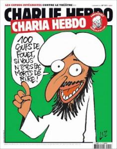Charlie Hebdo Maometto