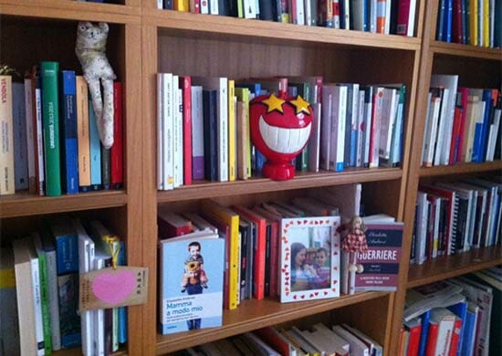 La libreria di Elisabetta Ambrosi