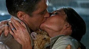 Colazione da Tiffany bacio