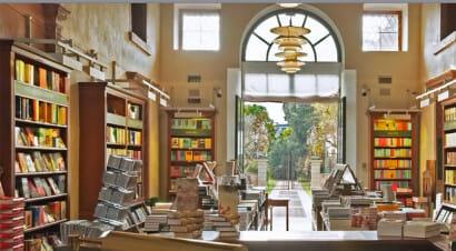 Una delle librerie più belle al mondo è in Italia...