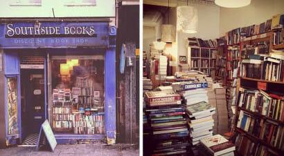 Avete in programma un viaggio in Scozia? Ecco 9 tra le librerie più belle di Edimburgo