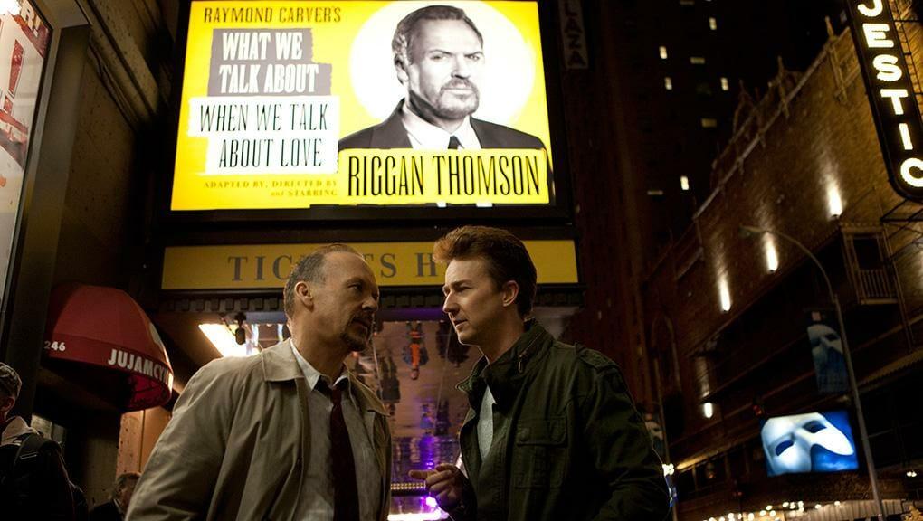 Di cosa parliamo, quando parliamo d'amore? Il capolavoro di Carver trionfa agli Oscar grazie a Birdman