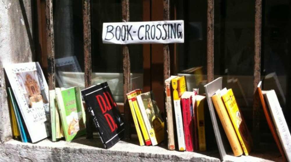 BookCrossing, giro del mondo alla ricerca dei