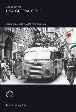 Una guerra civile di Claudio Pavone, libri sulla Resistenza e sul 25 aprile