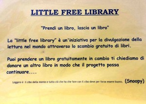 Cartello-lettle-free-library
