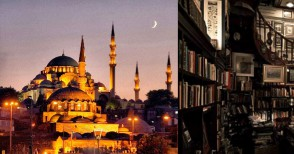Scopri il meglio delle librerie di Istanbul - #InTourConilLibraio