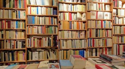 Apre la libreria Bookowsky: libri usati (anche da noleggiare) e non solo...