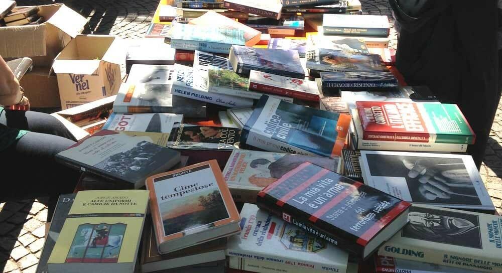 Sul perché leggere (anche) libri usati