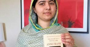 """La sfida di Malala: """"Libri, non proiettili!"""". Sostieni la sua campagna social"""