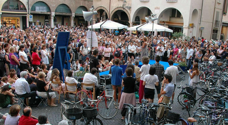 Il popolo di Mantova: reportage dal Festivaletteratura