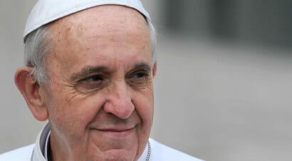 Papa Francesco, che