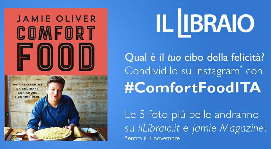 Card ilLibraio_#ComfortFoodITA