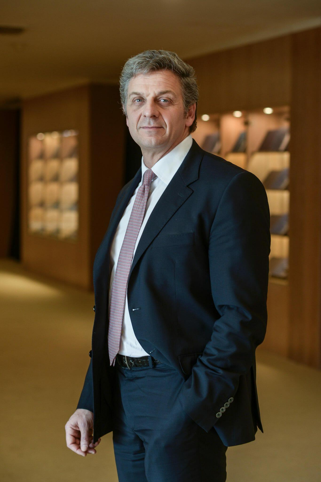 Enrico Selva Coddè, amministratore delegato area Trade di Mondadori Libri.