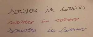 corsivo-scrittura