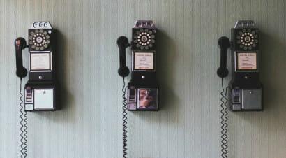 Un telefono speciale che consiglia cosa leggere