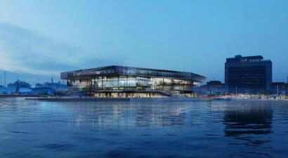 La più grande biblioteca della Scandinavia punta sull'energia solare