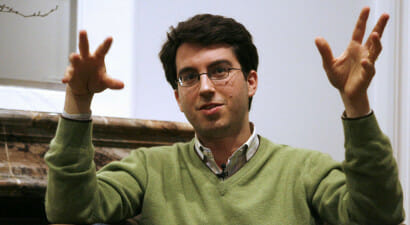 Intervista a Jonathan Safran Foer: