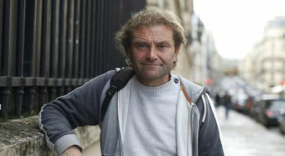 Il bestseller scritto dal clochard, che (per ora) continua a vivere per strada