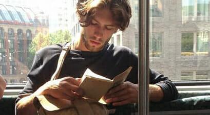 Perché leggere sui mezzi pubblici