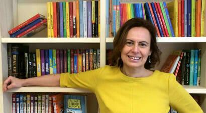 Renata Gorgani e il futuro di Tempo di Libri: