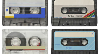 Dopo i vinili, tornano le audiocassette: ed è anche una questione letteraria