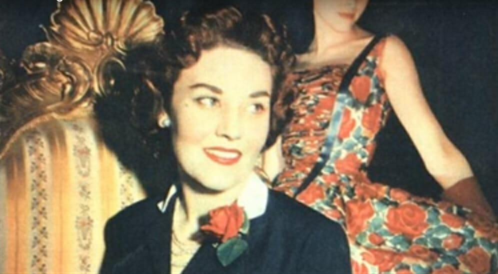Addio a Elda Lanza, prima presentatrice della tv italiana e scrittrice ironica ed elegante