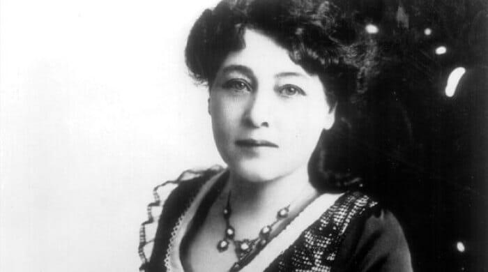 1. Alice Guy-Blaché
