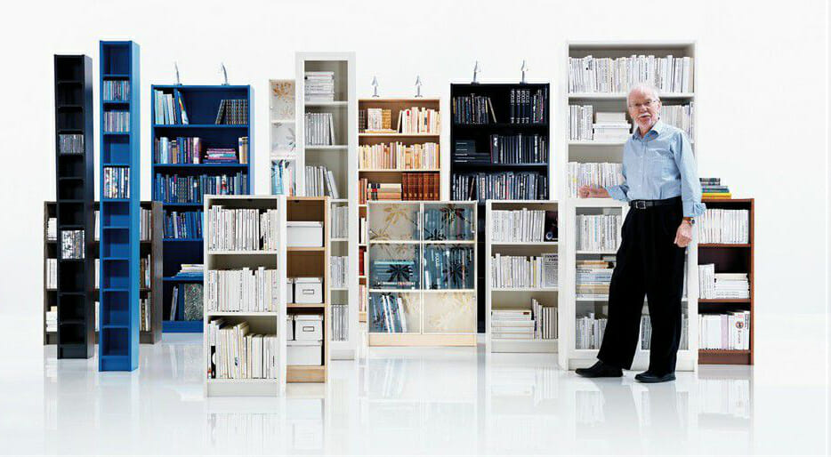 Addio al papà della libreria Billy e dei mobili componibili - Il ...