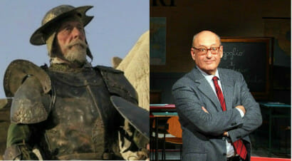 Don Chisciotte emblema della moderna alienazione: Dorfles rilegge Cervantes 400 anni dopo