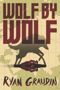 wolf copertina inglese