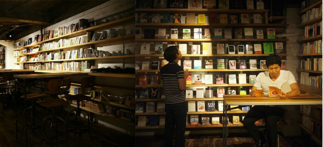 Viaggio in Giappone, tra i caffè letterari e le librerie di Tokyo