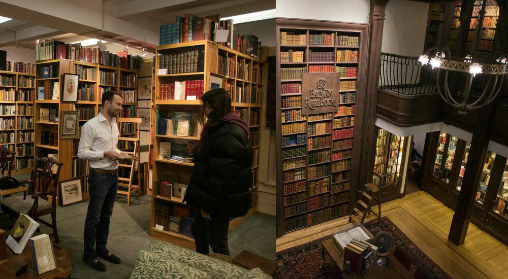"""Viaggio tra le librerie dei """"tesori"""": testi rari, prime edizioni e """"pezzi"""" da collezione"""