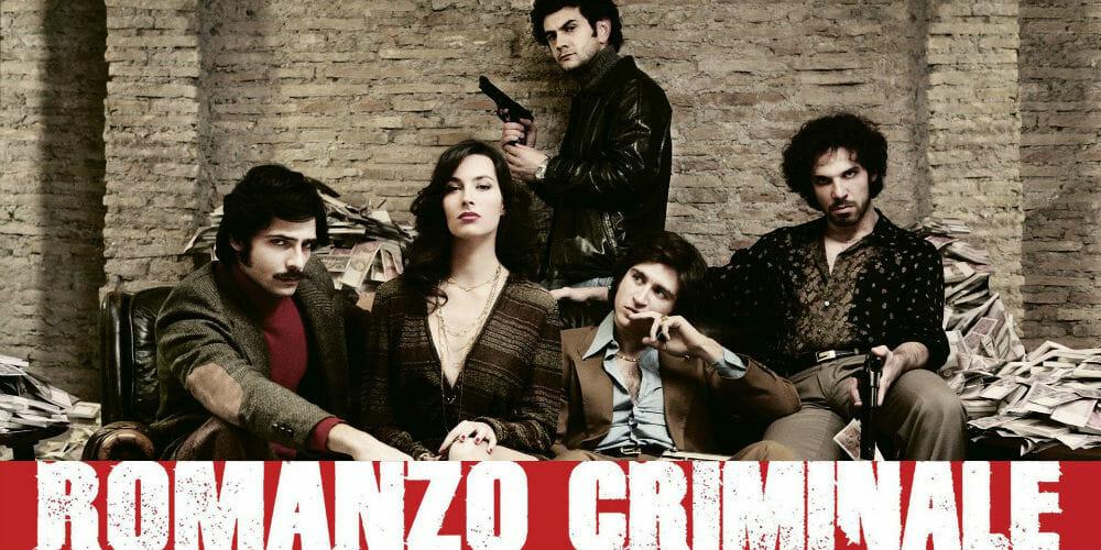 Resultado de imagen de romanzo criminale serie