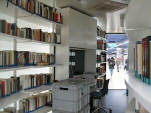 biblioteche sotterranee