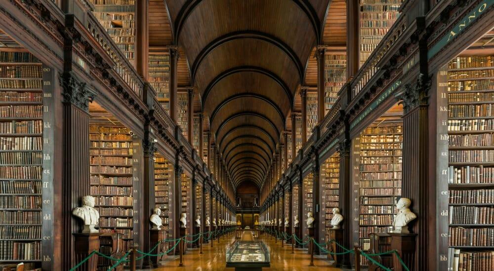 Le biblioteche più belle al mondo sono queste?