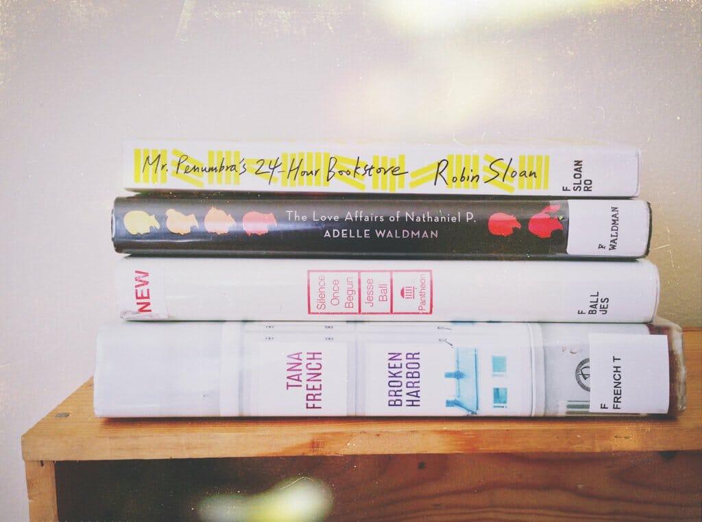 segnali lettore libri
