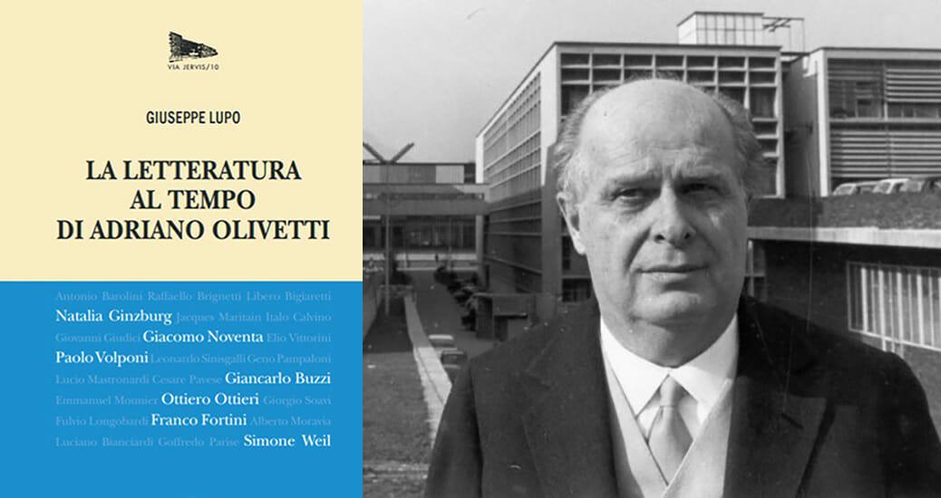 La letteratura ai tempi di Olivetti