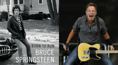 L'attesa autobiografia di Bruce Springsteen