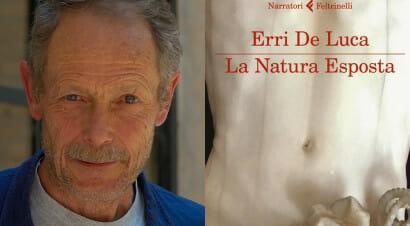 Erri De Luca racconta il corpo a corpo fra un uomo e l'immagine di Dio