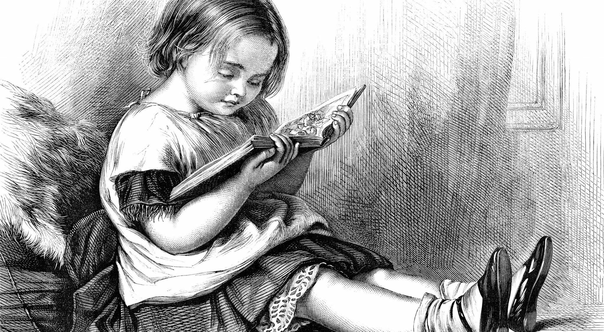 Quando non esistevano i libri per ragazzi