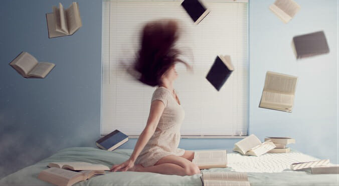 leggere lettura lettrice libri libro lettrici