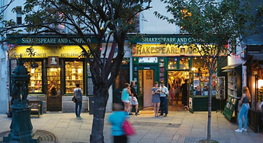 I tesori della libreria Shakespeare & Company raccolti in un libro