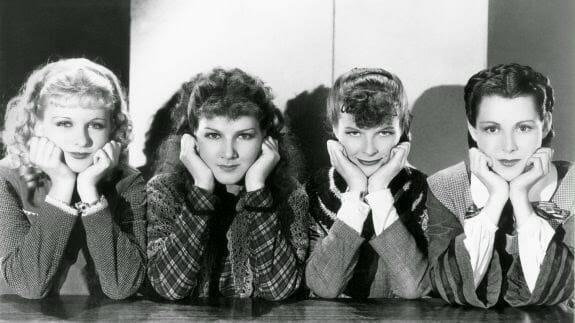 Piccole donne, 1933