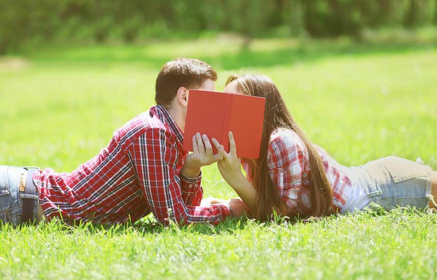 Se l'amore nasce in libreria (e diventa un romanzo)