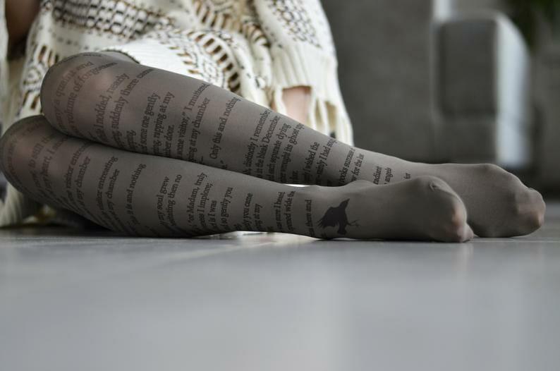 calze letterarie edgar allan poe