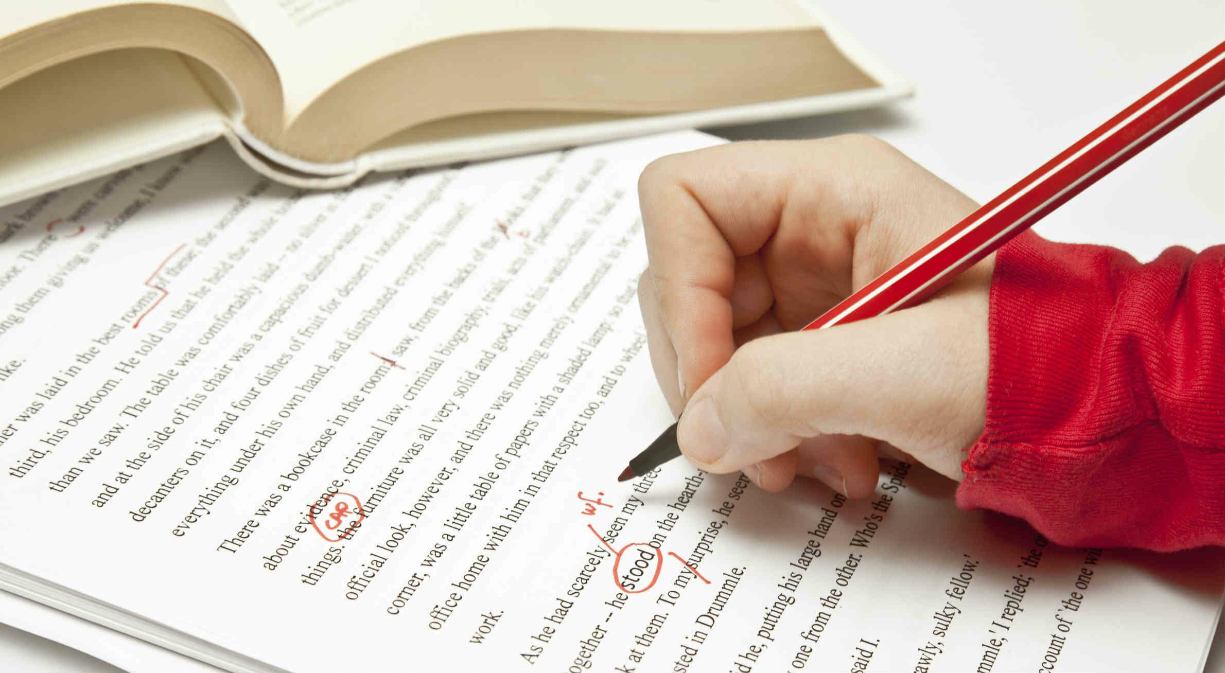 grammatica scuola imparare a scrivere